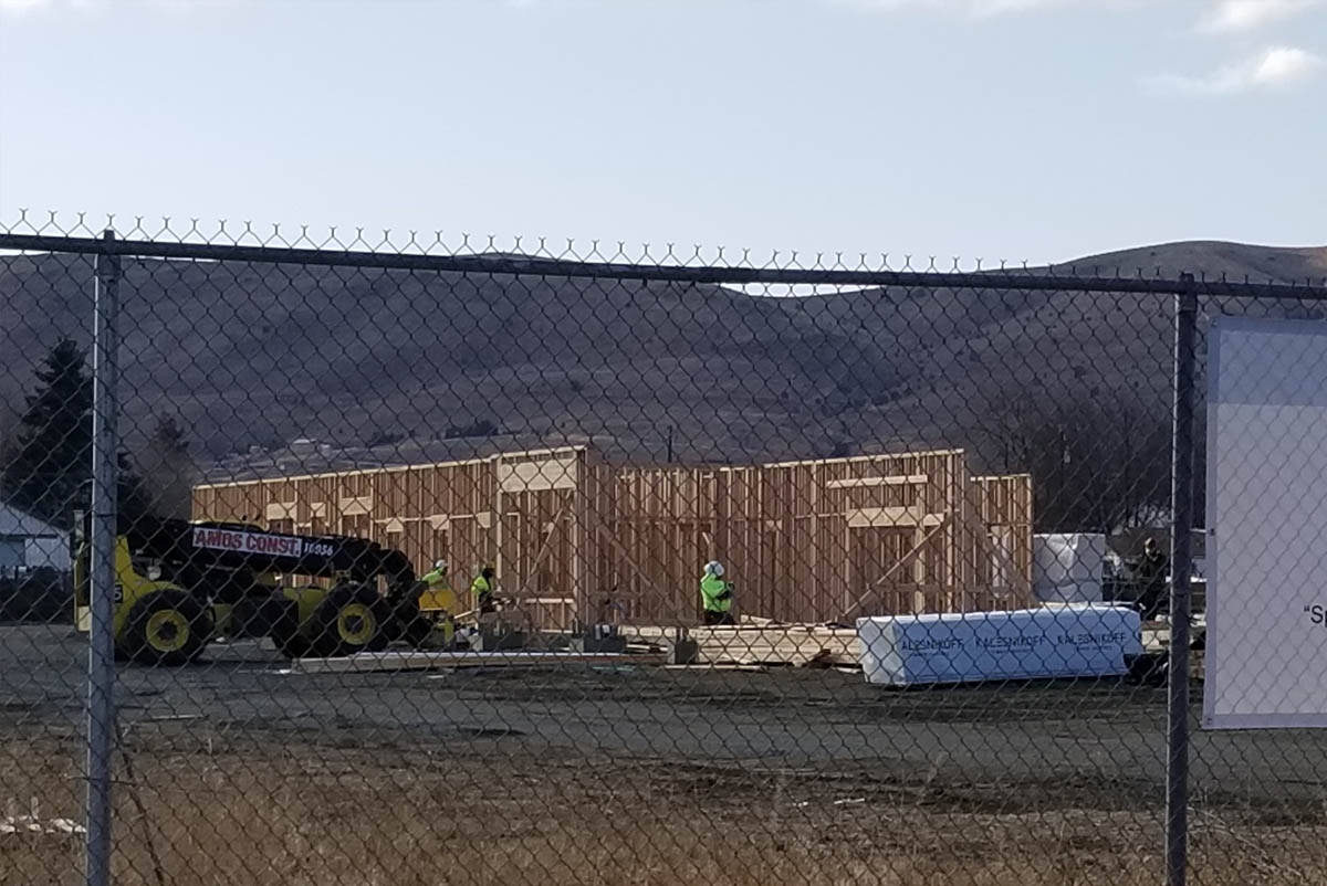 Construction, Nov 2019